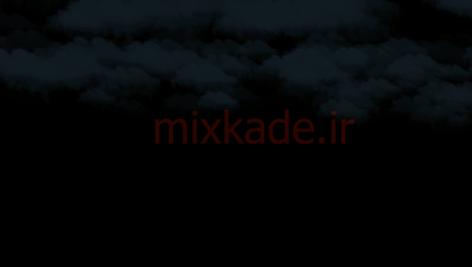 حرکت ابرها در آسمان-کد 111701
