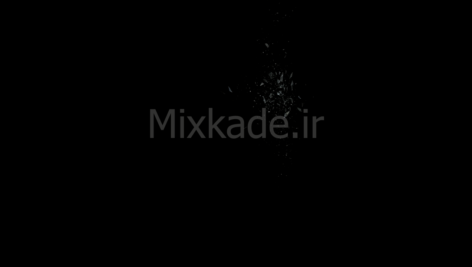 فوتیج شکشته شدن شیشه-کد 114401