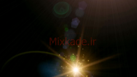 فوتیج لنز فلر-کد 113411