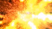 فوتیج آتش-کد111204
