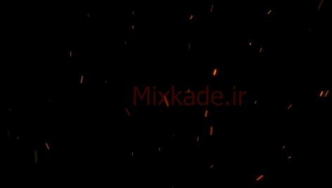 فوتیج آتش-کد 111214