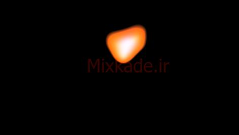 فوتیج آتش-کد 111216
