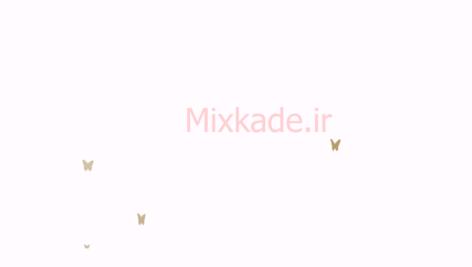 فوتیج پروانه-کد 111506