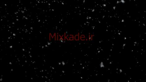 فوتیج برف-کد 112523