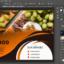 طراحی بروشور در فتوشاپ