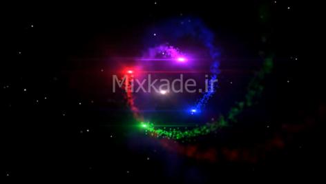 فوتیج ذرات و نور