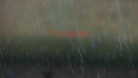 ویدیوی باران