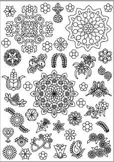 طرح هنری 180003