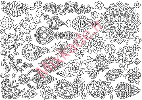 طرح هنری-کد 180006