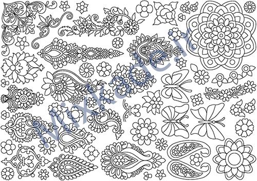 طرح هنری-کد 180005