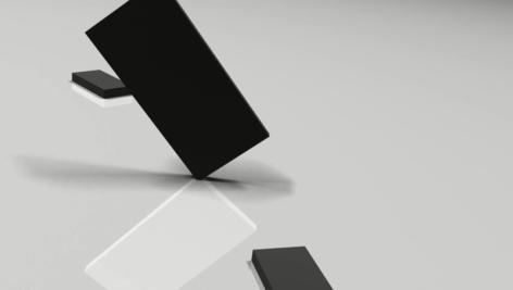 فوتیج اشکال هندسی